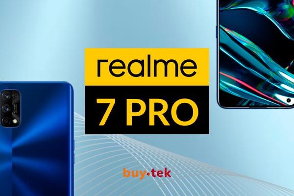 realme 7 pro - mobile